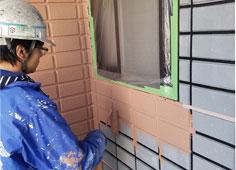 色別の外壁塗装