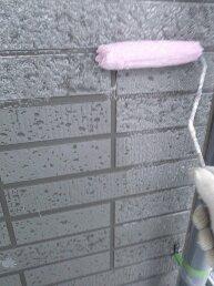 外壁下塗り状況平井0123