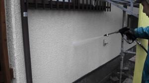 20140206守田邸高圧洗浄状況