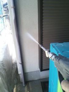 平井4月17日高圧洗浄状況