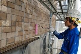 熊本・合志須屋住宅・クリア塗装工事状況です!!の施工前画像