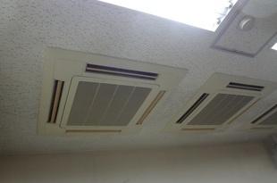 熊本大学の室内除防かび/塗装仕上げの施工後画像