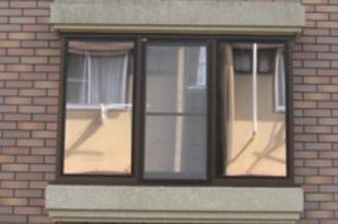 熊本 マンション窓フィルム施工例の施工後画像