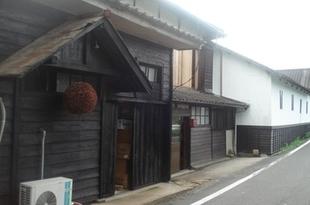 熊本の酒造会社木造建築物のレトロ仕上げ~柿渋/キシラデコール使用の施工後画像