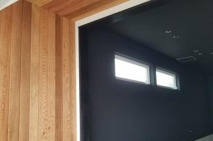 外壁ベルアート吹きつけ塗装仕上げ の施工後画像