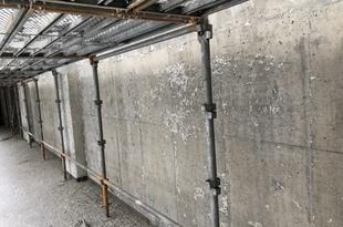 外壁塗膜剥離(電動工具)・環境事業部の施工後画像
