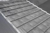 平瓦屋根塗装工事