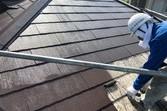コロニアル(スレート)屋根塗装工事 熊本住宅