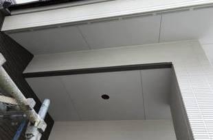 新築軒天井下地処理込み塗装工事 熊本市北区麻生田住宅の施工後画像