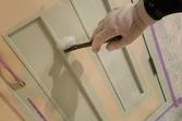 熊本ホテル 内部木部塗装工事 工期内完了