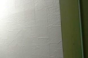 熊本県熊本市中央区 マンション内壁クロス貼り工事の施工後画像