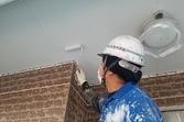合志市幾久富住宅 外部付帯箇所塗装工事 (破風・樋・軒天井)