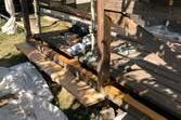 ウッドデッキ老朽化(木腐食)修繕補強工事 / 益城町広崎