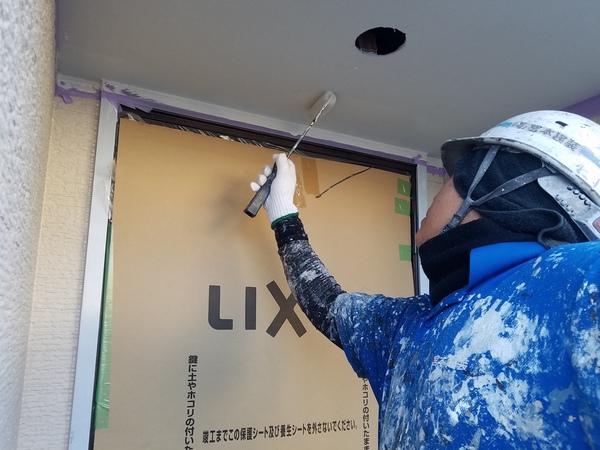 熊本市北区八景水谷新築塗装・内部塗装工事