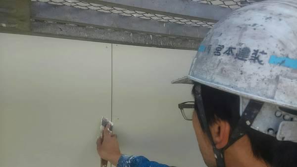 熊本県阿蘇市内牧新築住宅・外壁塗装工事