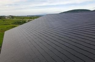 コロニアル屋根(スレート)修繕・葺き替え・塗装を行いました。(益城住宅)の施工後画像