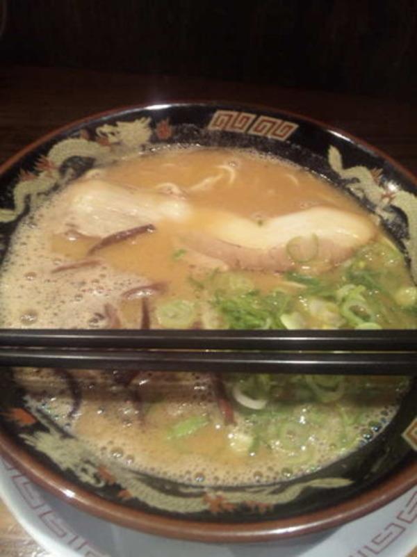 熊本ラーメン 一麺や