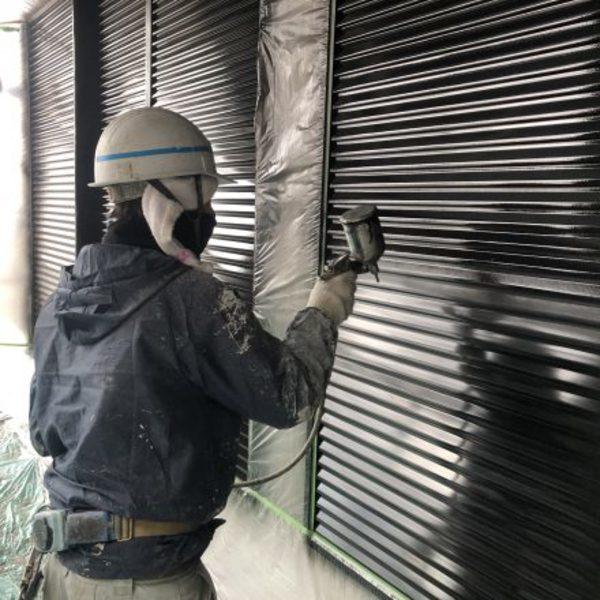 熊本県荒尾市住宅塗装・付帯部塗装工事