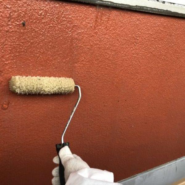 福岡県環境事業工事・外壁剥離剤塗布工事