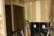 熊本県阿蘇市 新築内部木塗装工事 キシラデコール・クリア仕上げ