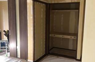 熊本県阿蘇市 新築内部木塗装工事 キシラデコール・クリア仕上げの施工後画像