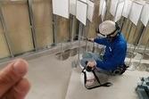 熊本市中央区 大型店舗カビ被害対策 カビクリーン工法(除カビ・殺菌・防カビ)