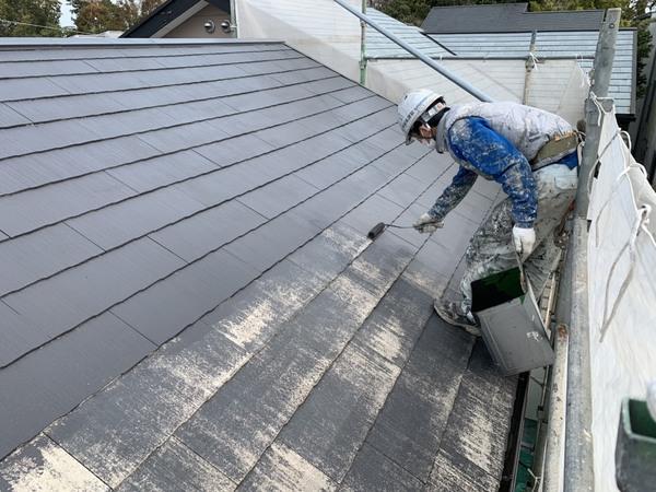 熊本市中央区国府・外壁、屋根塗装工事