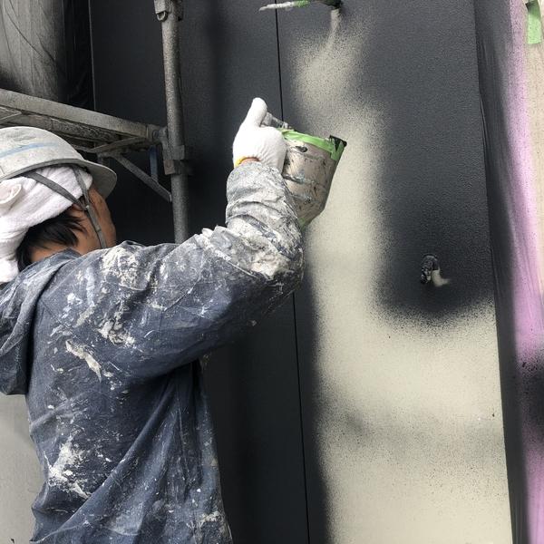 熊本県菊池郡菊陽町・外壁塗装工事完了!