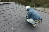 熊本県玉名市 屋根塗装工事 シリコン仕上げ3回塗り