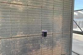 熊本市中央区国府 外壁塗装工事の施工前画像