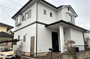 熊本市中央区国府 外壁塗装工事の施工後画像