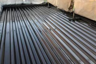 熊本県荒尾市 屋根塗装工事 (弱溶剤2液)の施工後画像