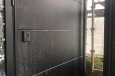 熊本市北区梶尾 外壁シリコン塗装仕上げ(3回塗り)下地処理込