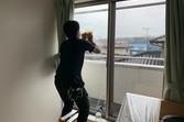 熊本市北区楡木 ウィンドウフイルム 飛散防止&紫外線カット&プライバシー