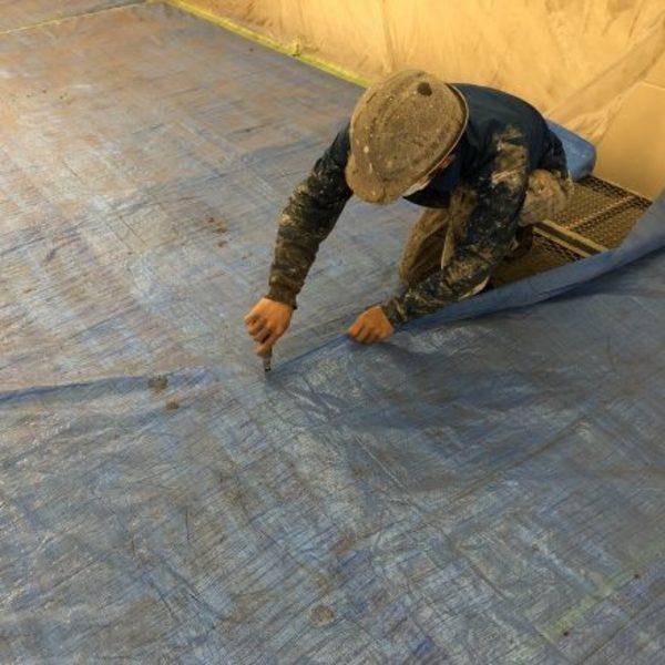 熊本県和水・木部塗装(木部塗装工事完了)