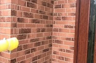 熊本県熊本市西区上代にてサイディング外壁塗装クリアー工法の施工後画像