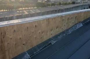 熊本県合志市須屋 住宅 外壁内除カビ工事 下地から綺麗にしました。の施工後画像