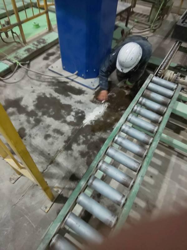 工場内の床塗装を行う際はここが大事!