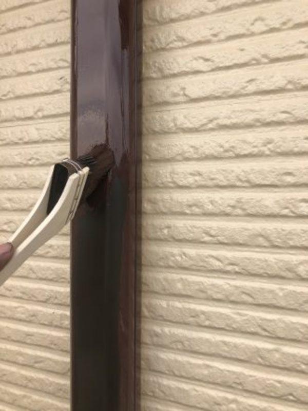 熊本県阿蘇郡南阿蘇・外壁塗装(付帯部塗装)
