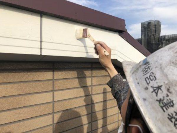 熊本市大江・外壁塗装(ターペン可溶アクリルシリコン樹脂系塗料)
