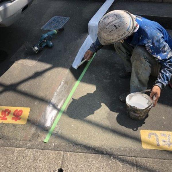 熊本市北区徳王・塗装工事完了しました!
