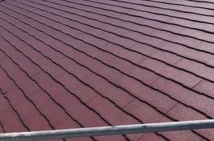 熊本市中央区大江 コロニアル屋根シリコン塗装工事-宮本建装-の施工後画像