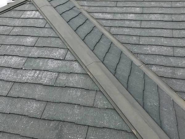 南阿蘇の住宅屋根塗装!今回は水性シリコン仕上げでした。鉄部には錆止めをきちんと塗ります