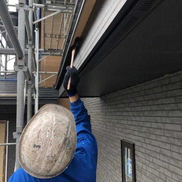 熊本市北区植木・新築住宅広小舞EP塗装工事完了!